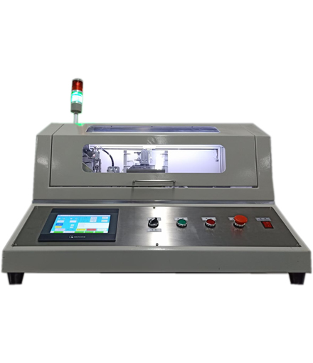 Catheter automatic cutting machine