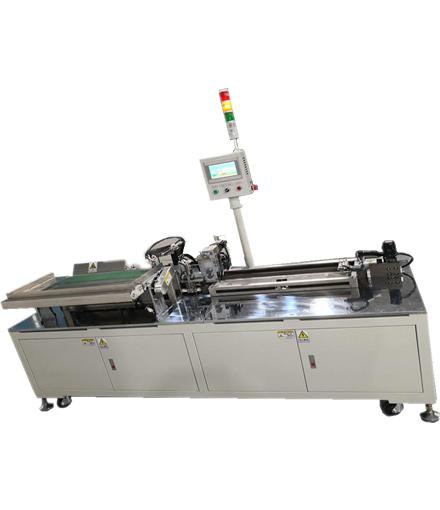Automatic guide wire forming machine