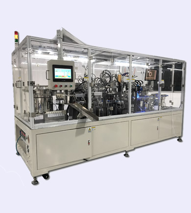 How to maintain the automatic assembly line?